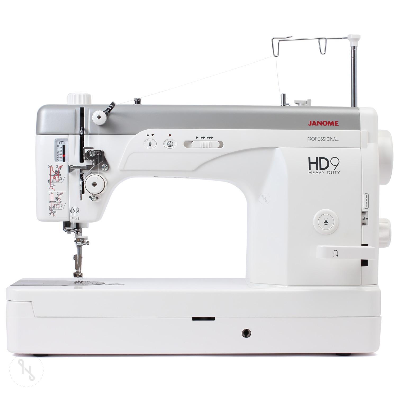 JANOME HD9 Professional V2