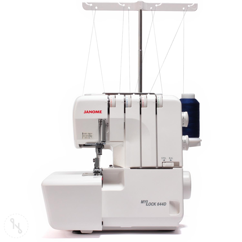 JANOME MyLock 644 D Ausstellungsmaschine
