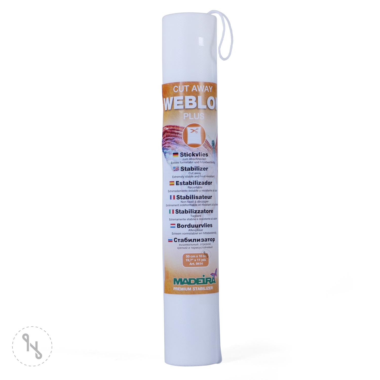 MADEIRA Weblon Plus Rolle 50cm x 10m