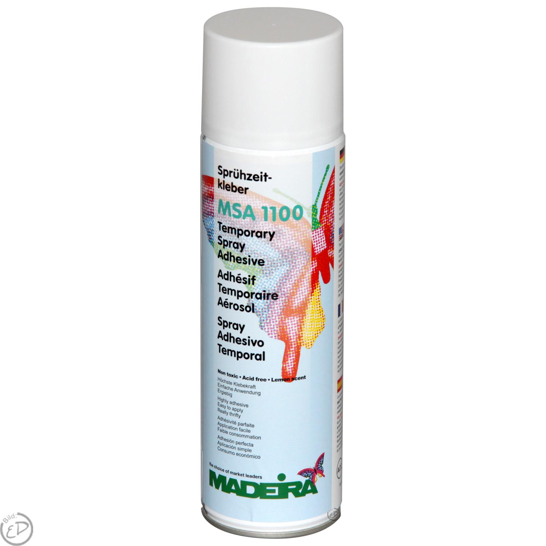 MADEIRA Sprühzeitkleber MSA 1100