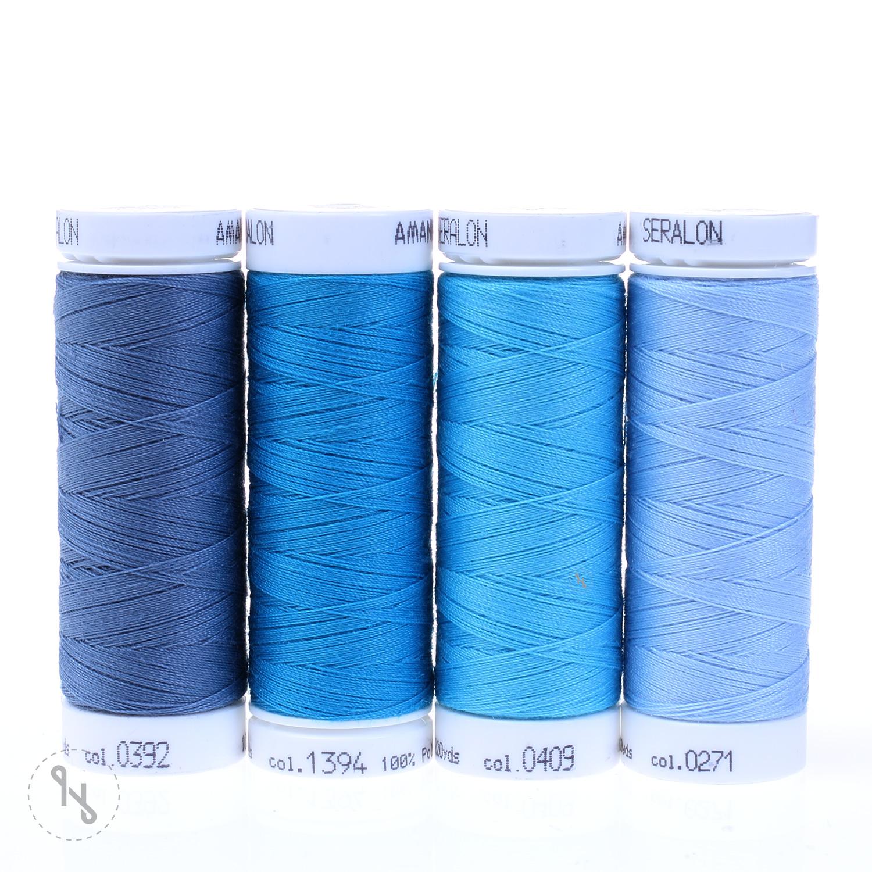 METTLER Farbsortiment Seralon 4 Farben