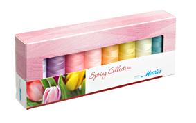 METTLER Farbikt Seralon Spring 8 Farben a 200m