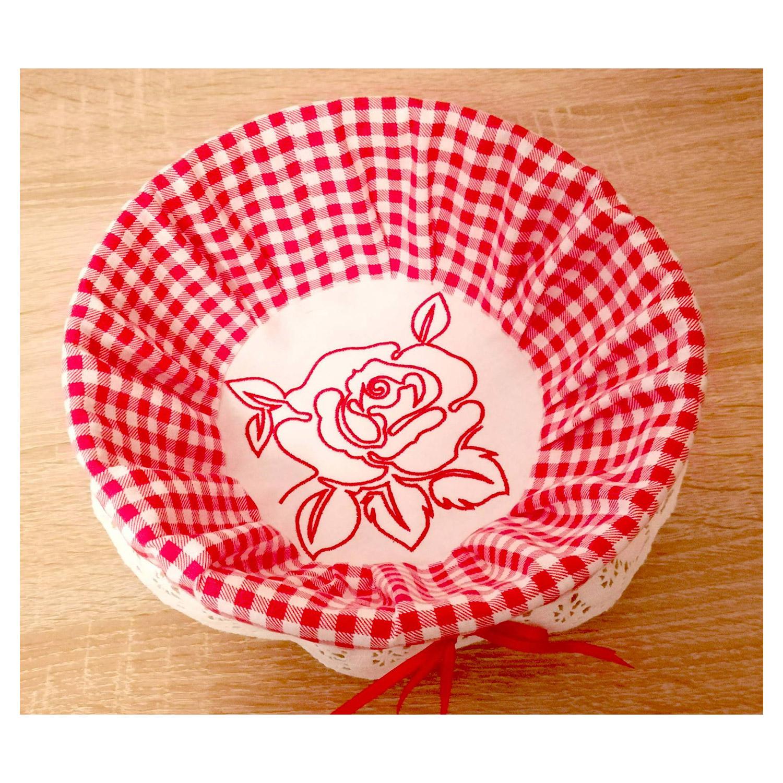 NÄHPARK Stickmuster Roses