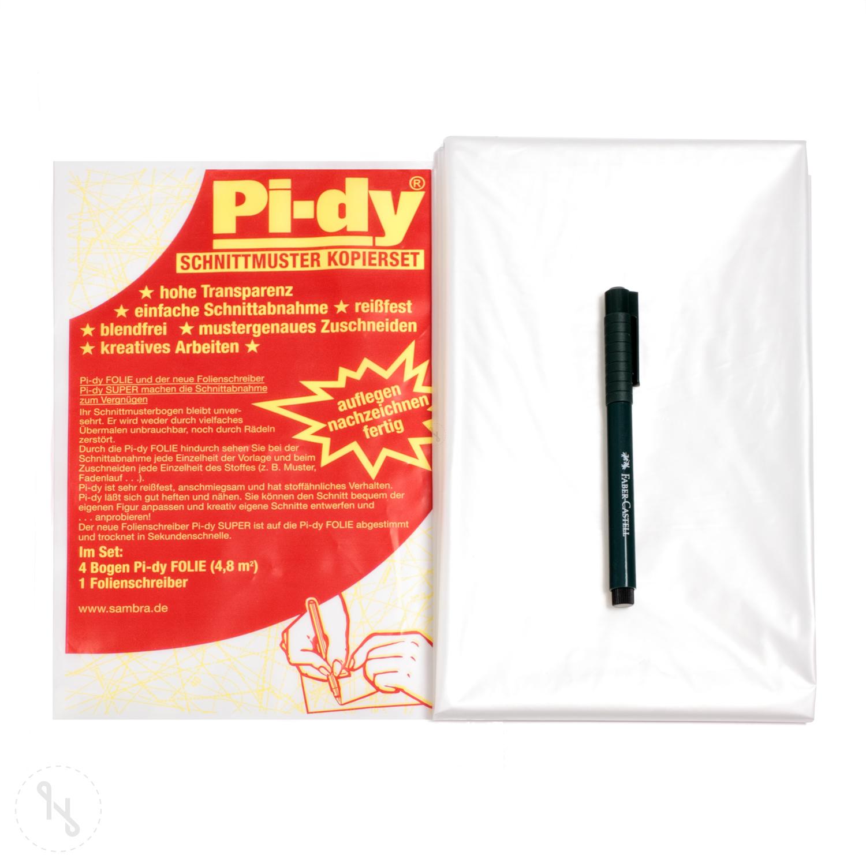 PI-DY Schnittmuster Kopierset