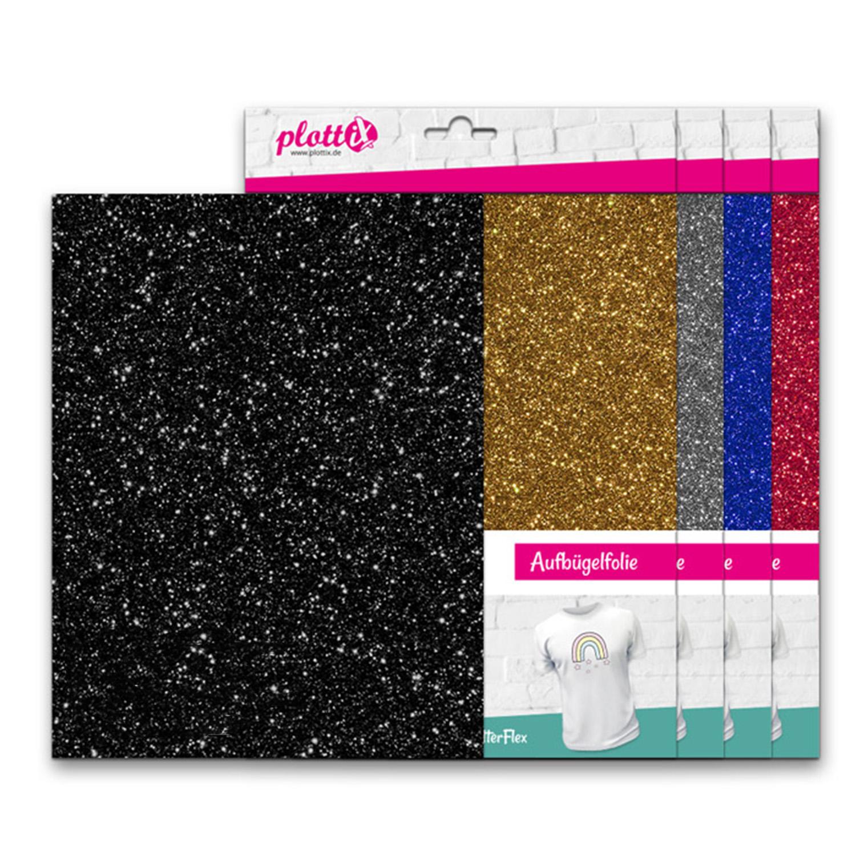 PLOTTIX GlitterFlex 30 cm x 30 cm