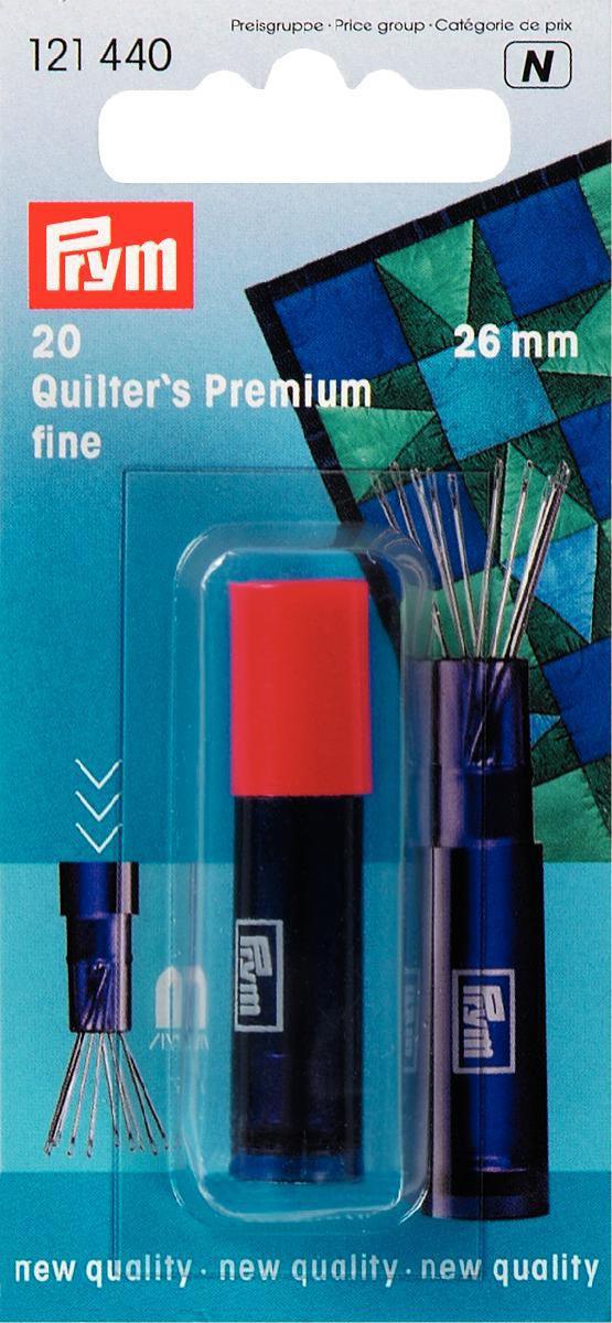 PRYM Quilting-Nähnadeln 26mm
