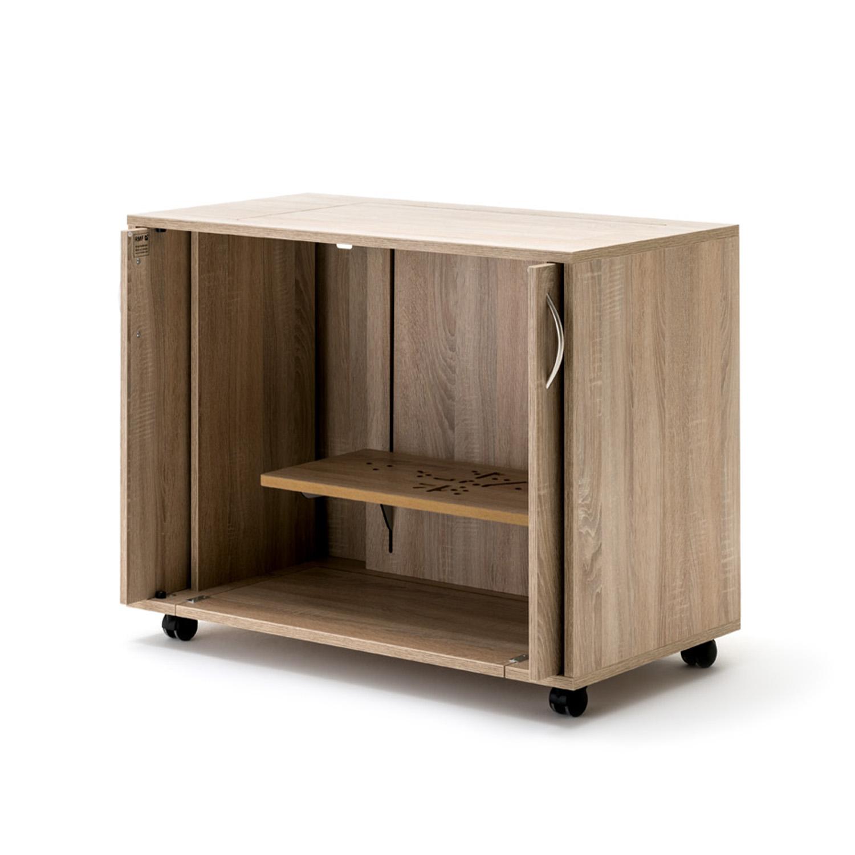 RMF Nähmöbel BASE mit zwei Einschubtüren