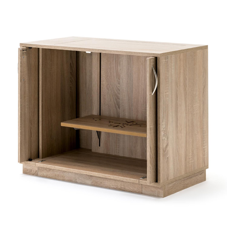 RMF Nähmöbel STACK mit zwei Einschubtüren