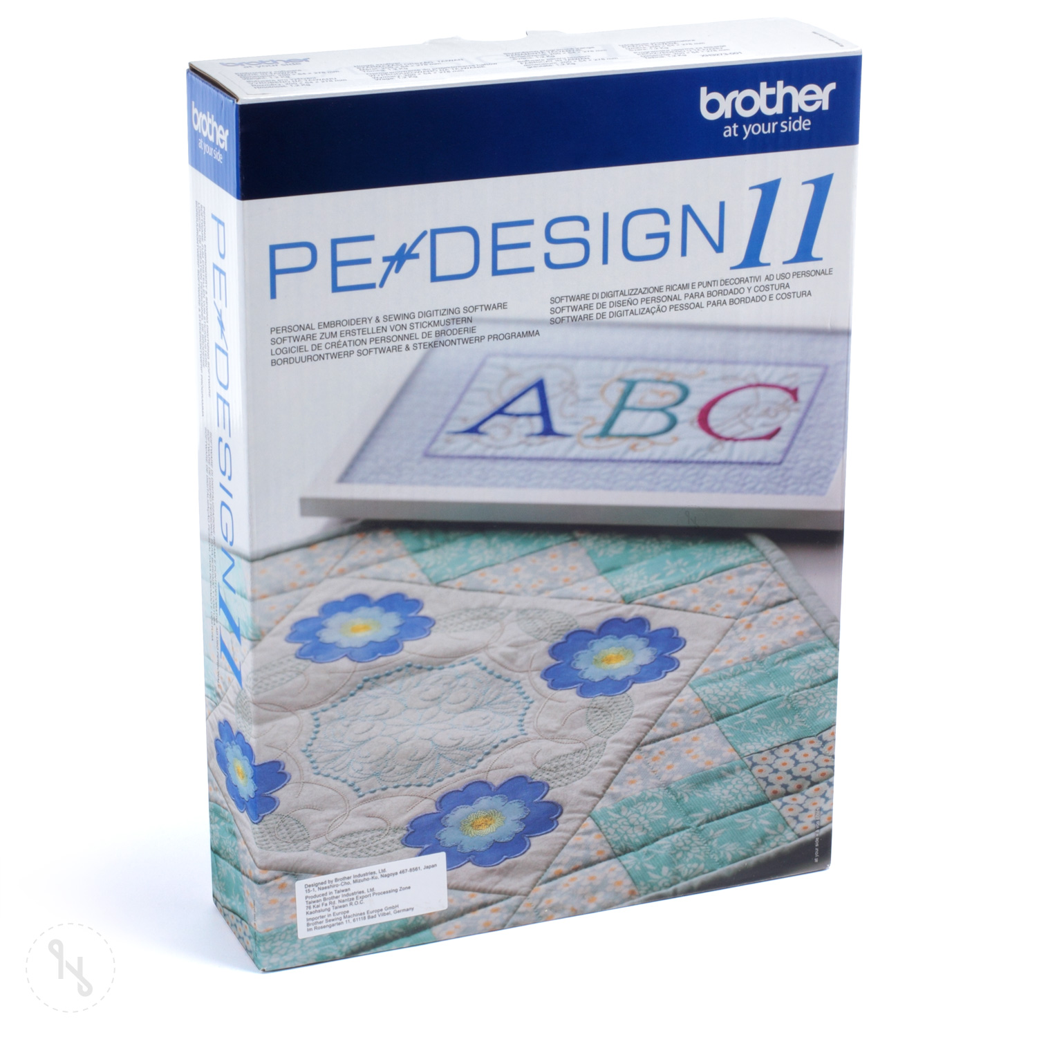 BROTHER PE Design 11