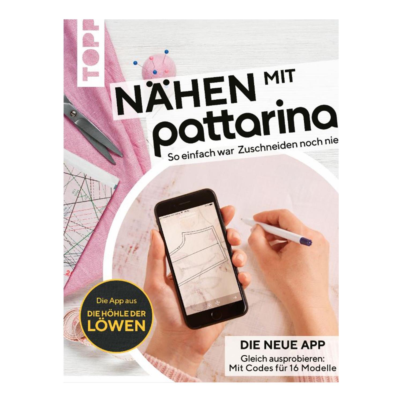 TOPP Nähen mit Pattarina - So einfach war Zuschneiden noch nie