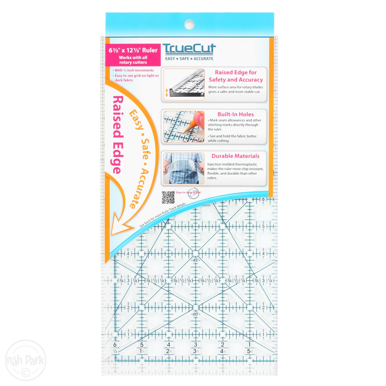 TRUECUT Patchworklineal 6,5 x 12,5 inch
