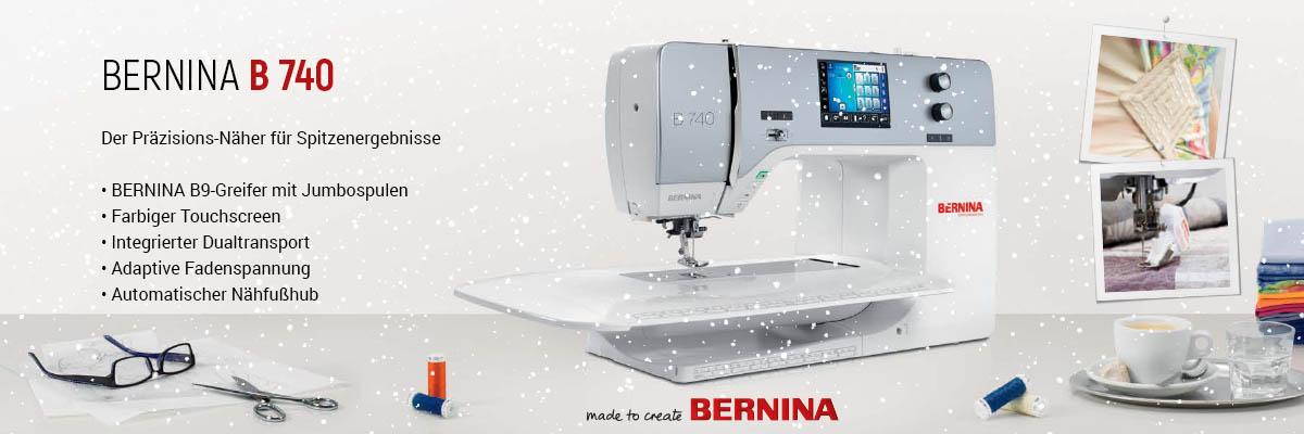 0 Bernina B 740