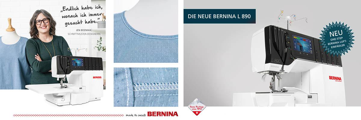 1 Bernina L 890