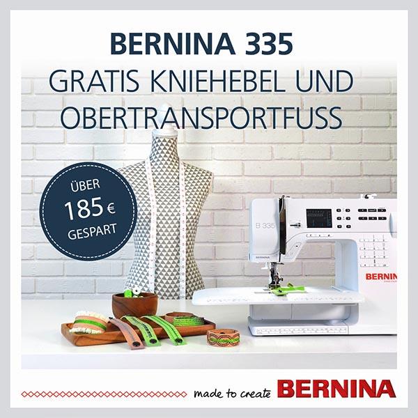 1 Bernina B335 xs + sm