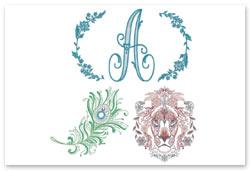 Bernina Embroidery Plus - Stickmuster