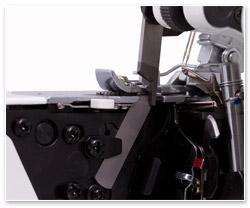 Juki MO-654DE Ober- und Untermesser