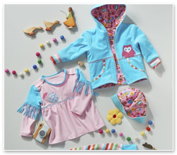 Bernina Inspiration Special Fashion Basics Babys