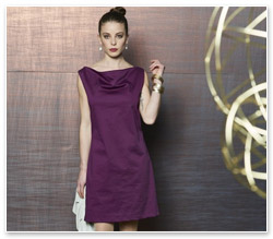 Bernina Inspiration Special Fashion Basics Elegantes Kleid