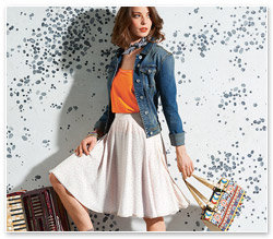 Bernina Inspiration Special Fashion Basics 50th Look