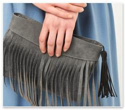 Bernina Inspiration Special Fashion Basics Clutch