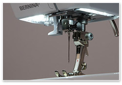 Bernina B 380 LEDs