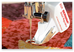 Bernina B 570 QE BSR Funktion