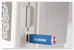 Brother Innov-is 955 USB-Host