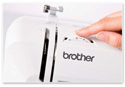 Brother XN-2500 Fadenspannung