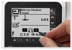 Husqvarna Viking Opal 670 Touchscreen