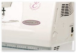 Janome Memory Craft 350E USB-Anschluss