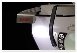 Janome Horizon MC 12000 LED iHighlight