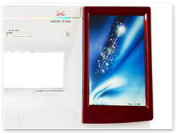 Janome Horizon Memory Craft 14000 Display