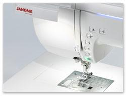 Janome Horizon Memory Craft 14000 Leuchtarm