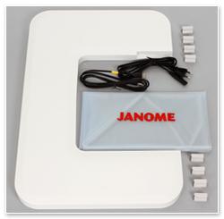 Janome Memory Craft 500 E Zubehör