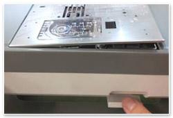 Janome Horizon MC 8200 QC Special Edition Stichplatten