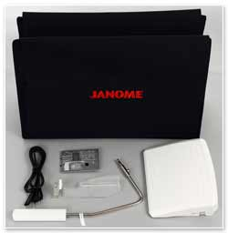 Janome Horizon MC 8900 QCP Special Edition Tasche