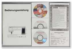 Janome Horizon Memory Craft 9400 QCP Anleitung
