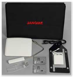 Janome Horizon Memory Craft 9400 QCP Zubehör