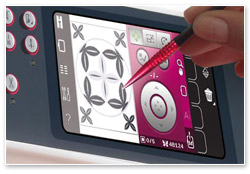 Pfaff creative 3.0 mit Stickmodul Touchscreen