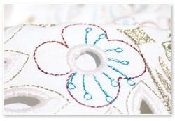 Pfaff creative sensation pro mit Stickmodul Stickereien