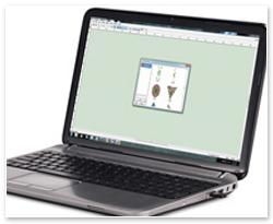 Singer Quantum Stylist EM 200 Maschinen-Software