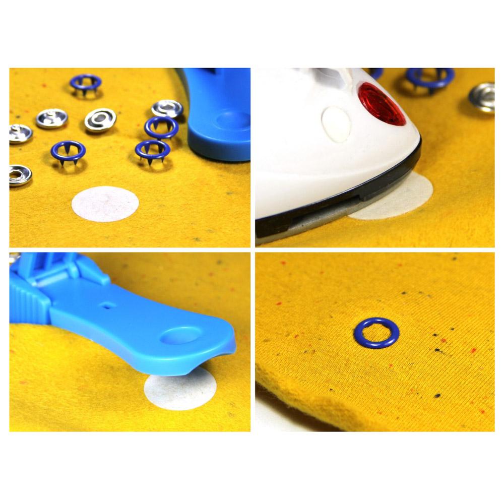 Beispielanwendung der Snaply Wonder Dots.