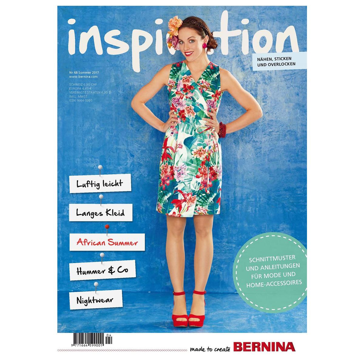 Bernina Inspiration Nr. 68 im nähPark kaufen