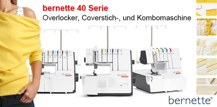 5 Bernette 40-Serie