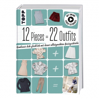 TOPP 12 Pieces = 22 Outfits