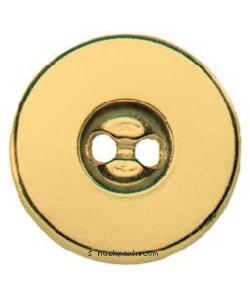 PRYM Magnet-Verschluß zum Annähen 19mm gold