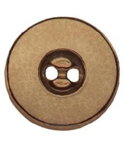 PRYM Magnet-Verschluß zum Annähen 19mm altmessing