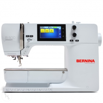 BERNINA B 500 ohne Stickmodul