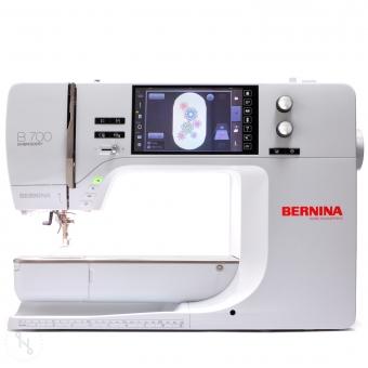 BERNINA B 700 ohne Stickmodul