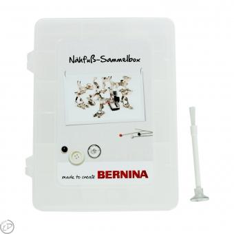 BERNINA Nähfußsammelbox - Starterset